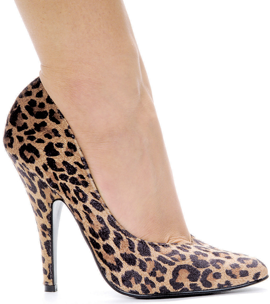 5 Inch Stiletto Heel Classic Velvet Pumps